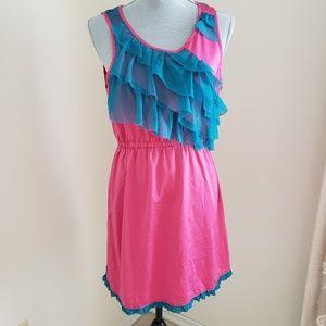 Esley dress Seusical teacher dress